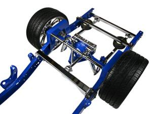 Thorbecke Brothers Chassis